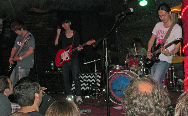 lite in san francisco at bottom of the hill on september 12, 2014