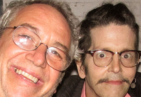 mike watt + grant hart in saint paul, mn on september 28, 2014