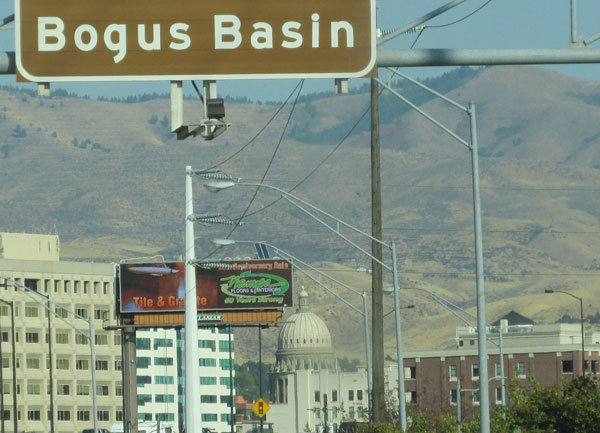 heading into downtown boise on september 22, 2014