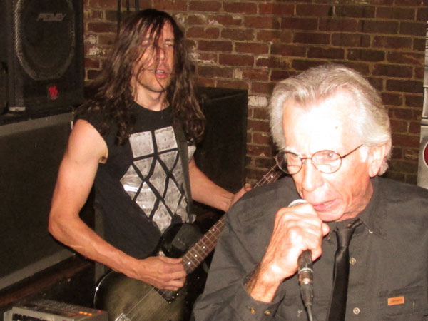 roman gabriel todd + joe butler at alchemy tavern in mobile, al on october 25, 2014