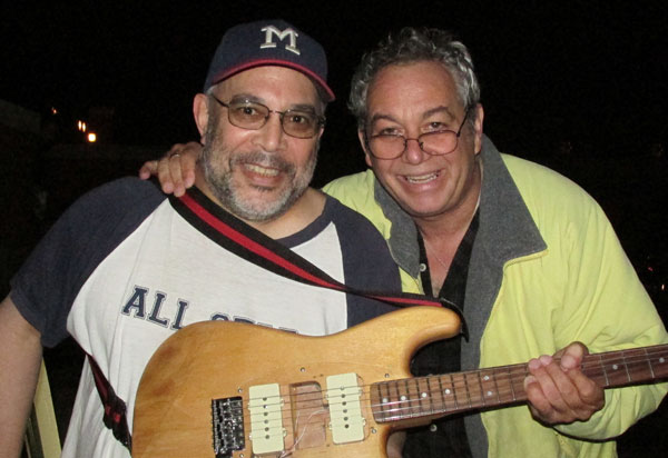 spot + mike watt in madison, wi on september 29, 2014