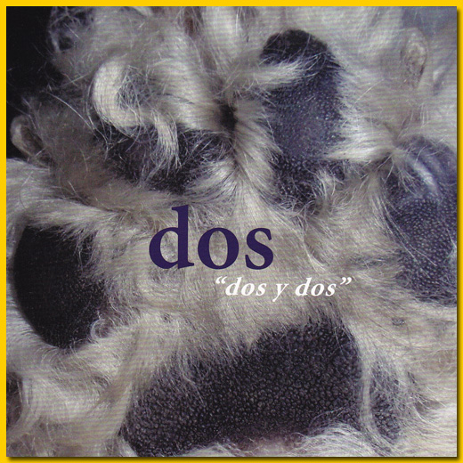 cover of dos album 'dos y dos'
