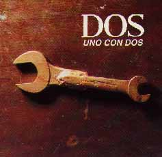 shot of the dos 'uno con dos' cd cover art