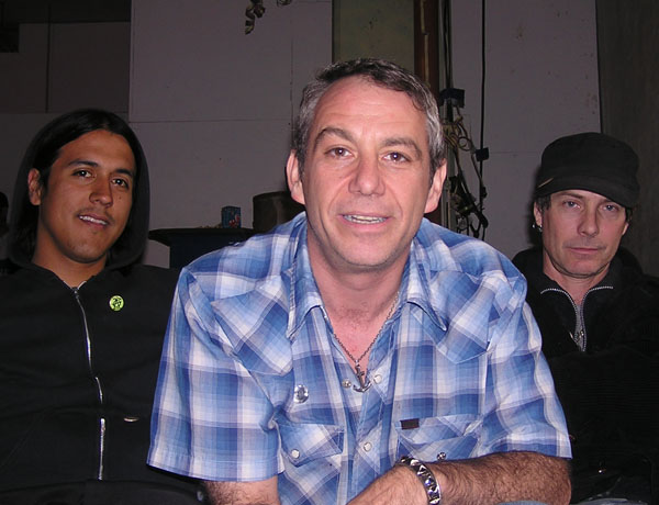 mike watt + the secondmen in 2005
