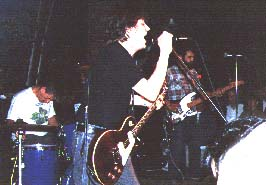 shot of fIREHOSE in 1991