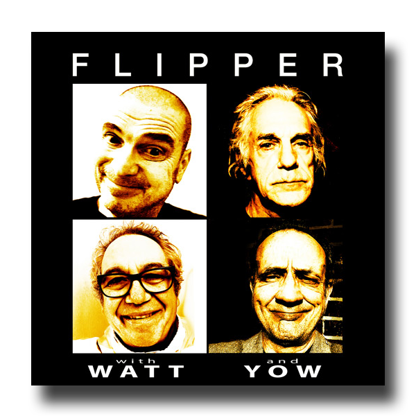 flipper summer 2019 europe tour poster