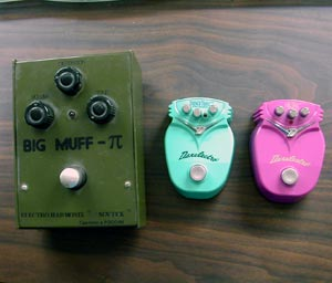 big muff + french toast + chili dogl