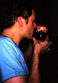 shot of nels cline in 1997