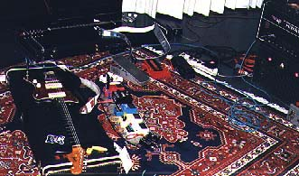 shot of nel's pedal dachau in 1997