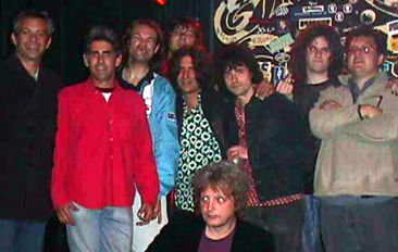 the j & t show, cobra verde + jimmy zero in 2001