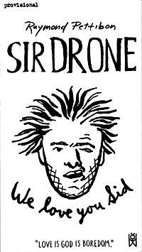 sir drone vhs box art