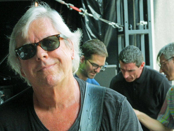 james williamson at soundcheck at zitadelle spandau in berlin, germany on august 6, 2013