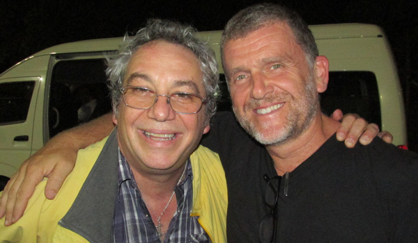 mike watt + matt doherty in sydney, australia on april 2, 2013