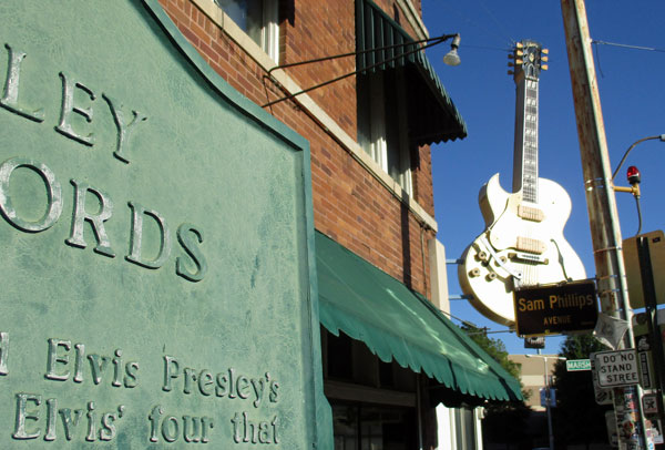 sun studio in memphis, tn on october 19, 2015