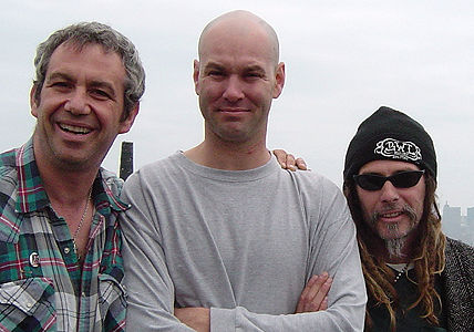 shot of watt, jer and paul in 2003
