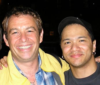 shot of watt and danko jones in 2005