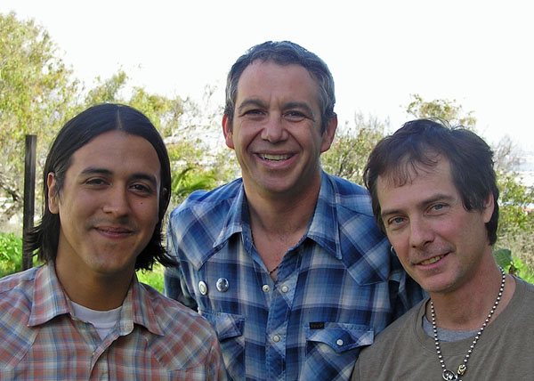 mike watt + the secondmen - feb 21, 2005