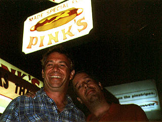 shot of watt and jimbo in 2000