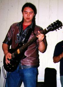 shot of woody aplanalp in 1999